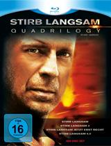 Stirb Langsam Quadrology Blue-Ray