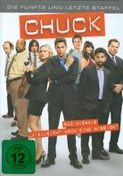Chuck Staffel 5 - Final Season