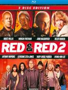 Red (2010) / Red 2 (2013) (Blue-Ray)