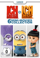 Minions -  6 Mini-Movies Collection
