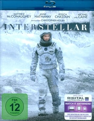 Interstellar (Bluray)