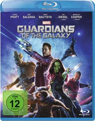 Guardians of the Galaxy (Bluray)
