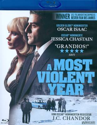 A Most Violent Year (Blue-Ray)