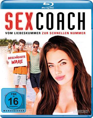 Sexcoach (Blue-Ray)