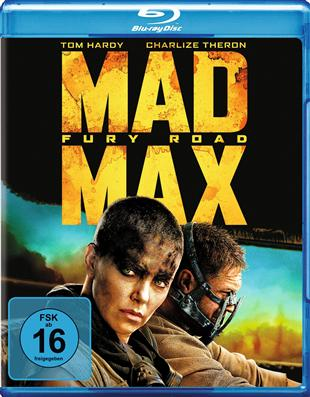 Mad Max - Fury Road (Bluray)