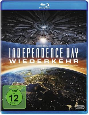 Independence Day 2 (Bluray) Wiederkehr