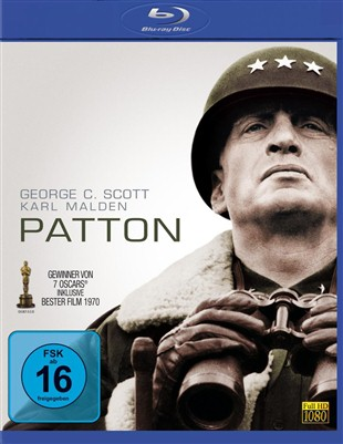 Patton (Bluray)