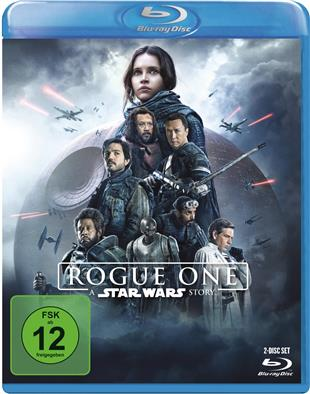 Rogue One: A Star Wars Story (2 Blu-rays)