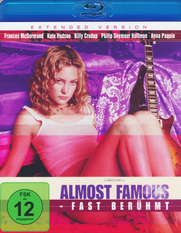 Almost Famous - Fast berühmt (Bluray)