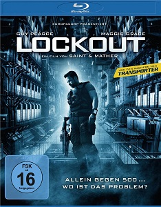 Lockout - MS One: Maximum Security Bluray